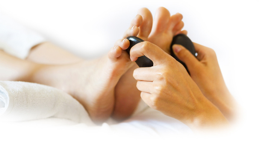 Hand and Stone Targeted Hot Stone Foot/Hand Massage
