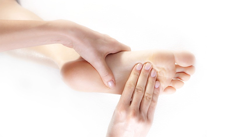 Hand and Stone Foot  Treatment